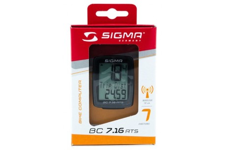 Licznik SIGMA BC 7.16 ATS...